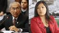 """Indira Huilca: """"Pedro Chávarry es el fiscal del fujimorismo"""" [VIDEO]"""
