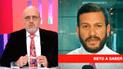 Miguel Hidalgo se pronuncia sobre situación con Tilsa Lozano [VIDEO]