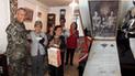 Lambayeque: rinden homenaje por cumpleaños n.° 98 de excombatiente