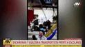 SMP: roban camión frente a un parque lleno de niños [VIDEO]