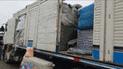 En Tacna, intervienen vehículos bolivianos repletos de contrabando [VIDEOS]