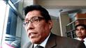 Cuestiona al Congreso por no tomar medidas contra Hinostroza y Chávarry