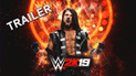 PS4: WWE 2K19 lanza espectacular tráiler y sorprende a fanáticos [VIDEO]