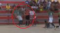 YouTube: Árbitro recibe brutal golpiza por jugador de futsal en Brasil [VIDEO]