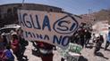 Arequipa: Solicitaron que Frente de Defensa de Caylloma participe en la mesa de diálogo con la PCM