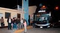 La Libertad: 50 pasajeros agraviados en nuevo asalto a bus interprovincial