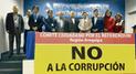 El lunes comienza en Arequipa la recolección de firmas para el referéndum