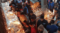 Desde Cusco, la fe en el Señor de Huanca [VIDEO]