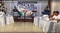 [EN VIVO] Candidatos al Gobierno Regional de Junín debaten en Satipo