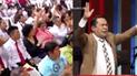 Pese a denuncia de abuso psicológico a mujer, fieles aún creen en Alberto Santana [VIDEO]