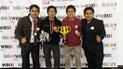 Estudiantes de la UNI piden apoyo para financiar viaje a campeonato mundial de robótica