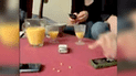 Facebook viral: mira lo que sucede su rodeas maíz popcorn con celulares [VIDEO]