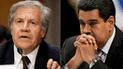 Almagro: los venezolanos volverán cuando se restituya la democracia