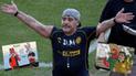 Facebook: Medio mexicano se burló de Maradona con crueles caricaturas [FOTOS]