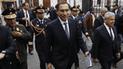 Congreso: Piden al presidente Martín Vizcarra evaluar cuestión de confianza