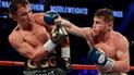 Canelo Álvarez es nuevo campeón: derrotó a Gennady Golovkin por decisión de los jueces