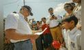 Presidente Martín Vizcarra responde pedido de un niño tumbesino de 5 años