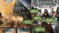 Steam: Juegos desde siete soles en toda la saga de Assassin's Creed