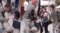 Tumbes: Extranjero captura e increpa a ladrón por no ganarse la vida honradamente[VIDEO]