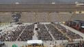 Universitario de Deportes: iglesia cristiana realizó evento en el estadio Monumental