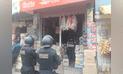 Huancayo: decomisan golosinas sin registro sanitario