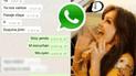 WhatsApp: usa el #ThaliaChallenge para bromear a su madre, ella reacciona de forma épica [FOTO]