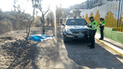 Encuentran cadáver de joven mujer tendido en calle de Arequipa
