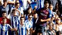Barcelona vs Real Sociedad: Luis Suárez convirtió el 1-1 en Anoeta [VIDEO]