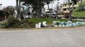 #YoDenuncio: parque se convierte en depósito de basura en Surquillo