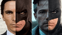 Twitter: Eligen al mejor Batman, ¿Ben Affleck o Christian Bale? [VIDEO]