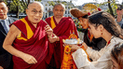 """La confesión del Dalai Lama: conocía de abusos sexuales por maestros budistas """"desde los años 90"""""""