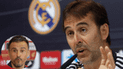 ¿Julen Lopetegui está molesto con seleccionador español Luis Enrique? [VIDEO]