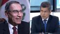 Mávila Huertas desbarata en vivo afirmación de Galarreta sobre Vizcarra [VIDEO]