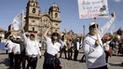 Mañana docentes de Cusco retoman paro por sueldos