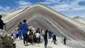 Conflicto por montaña de Siete Colores deja un muerto y varios heridos en Cusco