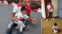 Paolo Guerrero conmueve con tierno gesto con niño de la Teletón 2018 [VIDEO]