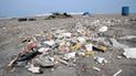 Minam recoge más de siete toneladas de desperdicios en playa de Ventanilla
