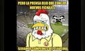 Universitario perdió ante Cantolao y explotaron las redes con los divertidos memes [FOTOS]