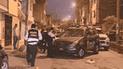 Los Olivos: balean a empresario que se resistió a robo de su auto [VIDEO]