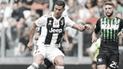 Cristiano Ronaldo: así fue el 2-0 y su primer doblete con la Juventus [VIDEO]