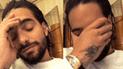 Captan a Maluma llorando sin control por tierno encuentro en concierto