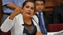 Maritza García saluda cuestión de confianza y lanza advertencia a Fuerza Popular