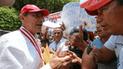 Martín Vizcarra alcanza el 45% de aprobación, según Ipsos
