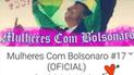 Facebook: en Brasil hackean grupo Mujeres unidas contra Jair Bolsonaro