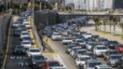Usuarios se quejan por congestión vehicular en varios puntos de Lima
