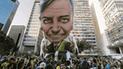 El voto de las mujeres desafía al favorito Jair Bolsonaro