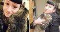 YouTube viral: gato tiene emotiva reacción al saber que será adoptado [VIDEO]
