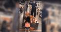 YouTube viral: niña baila con muñeco de 'halloween', pero detalle alarma [VIDEO]