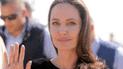 Angelina Jolie vuelve viral el selfie que se tomó junto a un policía [FOTO]