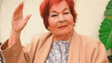 Restos de Carmencita Lara serán velados en sal del Ministerio de Cultura